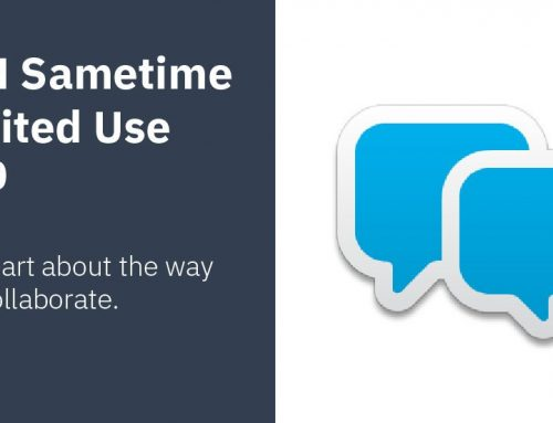 Sobre Sametime v10 Limited use